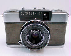 コンパクトフィルムカメラ OLYMPUS
