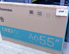 液晶テレビ 55インチ|HISENSE