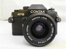 一眼レフカメラ(レンズセット)|CONTAX/KYOCERA