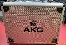 コンデンサマイク|AKG