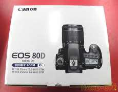 EOS 80D ダブルズームキット CANON