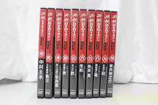 必殺DVDマガジン DVDのみ1stシーズン10巻セット|講談社