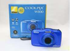 Nikon COOLPIX W100|NIKON