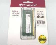 【未開封】メモリ PC4-17000 4GB|TRANSCEND