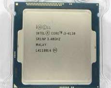 CPU Core i3-4130|INTEL