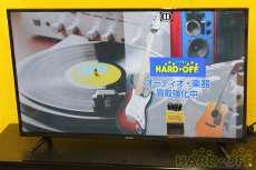 4K対応液晶テレビ JU43SK03 MAXZEN