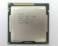 CPU Core i5-2400|INTEL
