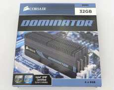 デスクトップPC用メモリ PC3-12800 8GBX4枚|CORSAIR