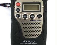 短波ラジオ KENWOOD