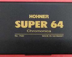 クロマチックハーモニカ|HOHNER