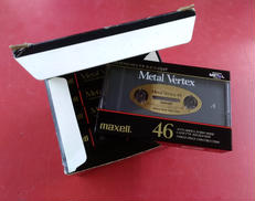 メタルテープセット MAXELL