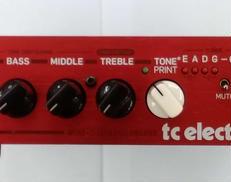 ベースヘッドアンプ|TC ELECTRONIC