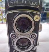 二眼レフカメラ|ROLLEI