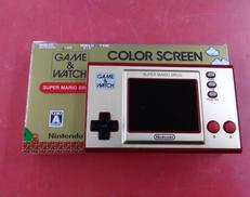 ゲーム&ウォッチ カラースクリーン NINTENDO