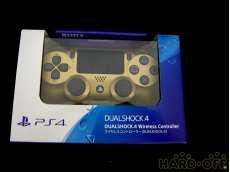 未使用 PS4コントローラー ゴールド|SONY