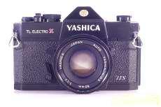 一眼レフカメラ|YASHICA