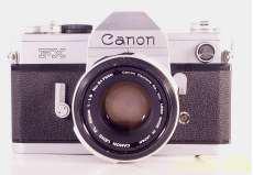 一眼レフカメラ CANON