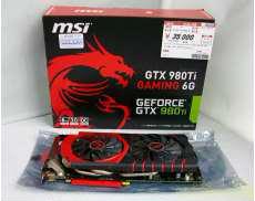 Gefoce GTX980TI MSI