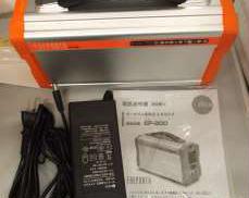 ポータブル蓄電池 SOLPA