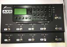 ギター用マルチエフェクター FRACTAL AUDIO SYSTEMS