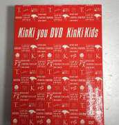 Kinki you DVD KinKi Kids Johnny's Entertainment