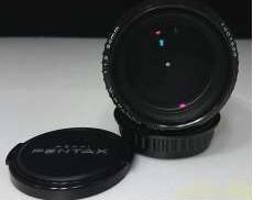 SMC PENTAX-A 50mm 1.2|PENTAX