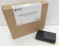 RCA/XLR変換アダプター SANWA SUPPLY