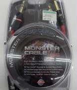 シールドケーブル MONSTER CABLE