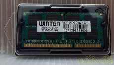 DDR3-1066/PC3-8500 WINTEN