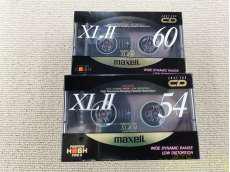 カセットテープ MAXELL