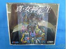 真・女神転生 LAW DISC/CHAOS DISC|ビクターエンタテインメント(株)