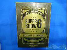 SUPER JUNIOR WORLD TOUR SUPER SHOW6 in JAP エイベックス・ミュージック・クリエイティヴ(株)
