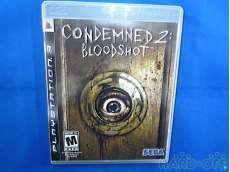 北米版 Condemned 2:Bloodshot|セガ