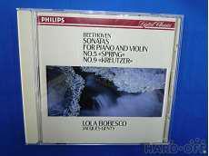 ベートーヴェン:ヴァイオリン・ソナタ第5番「春」|ユニバーサルミュージック