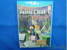 Minecraft:Wii U EDITION|日本マイクロソフト株式会社