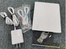 スマホ/タブレット用CDレコーダー I・O DATA