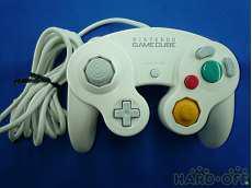 コントコントローラ (ホワイト) ゲームキューブ専用 任天堂