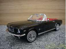 1/24 1964 FORD MUSTANG LIMITED EDITION|FRANKLIN MINT