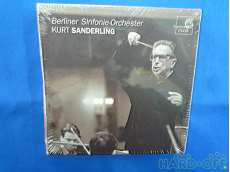 Kurt Sanderling, Berliner Symphonie-Orches|HARMONIA MUNDI FR.