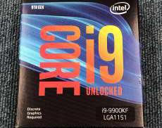 Core i9 9900KF|INTEL