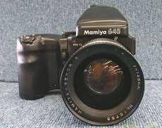 中判カメラ※ジャンク品|MAMIYA
