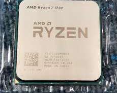 Ryzen 7 1700 ※使用品 AMD