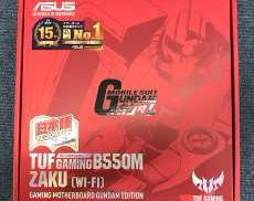TUF GAMING B550M-ZAKU|ASUS