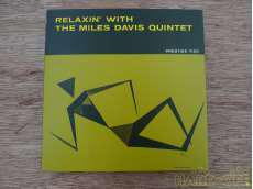Relaxin' With The Miles Davis Quintet|