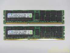 SAMSUNG 16GB PC3L-10600R 2枚セット|SAMSUNG