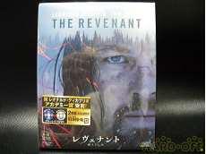 レヴェナント:蘇えりし者 2枚組ブルーレイ&DVD(初回生産限定) 未開封品|20世紀フォックス