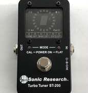 チューナー|SONIC RESEARCH