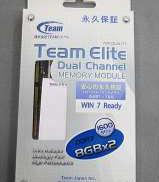DDR3-1600/PC3-12800|TEAMELITE