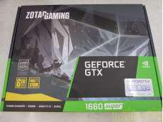ZOTAC GAMING GeForce GTX 1660 SUPER Twin F|ZOTAC