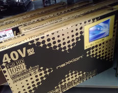 40型液晶TV|NEXXION